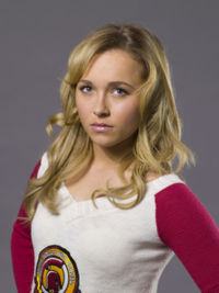 Claire - Clarie Bennet - a character from the show Heroes