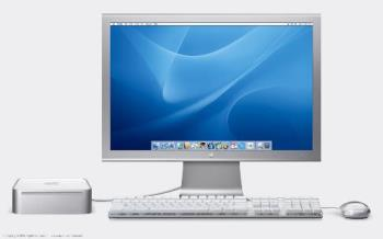 Mac Mini - Very little but very powerful, with core duo