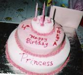 Princess Cake - cake