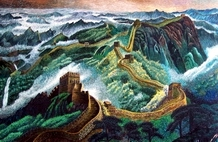 great wall  - great wall