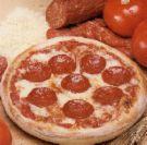 pizza - a delicious pepperoni pizza