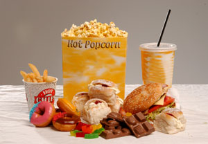 Fast food - Fast food