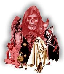 Helloween Dress up - Halloween has no boundries