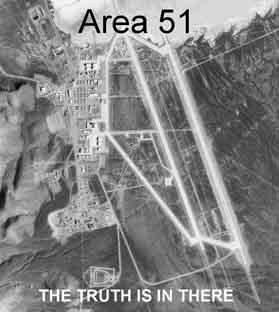 Area 51 - Truth about Area 51