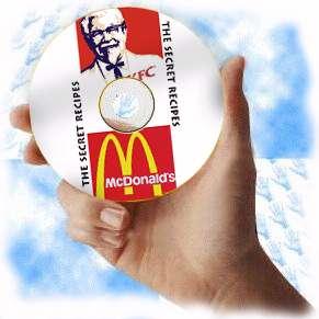 KFC or McDonalds! - KFC or McDonalds!