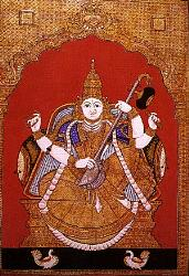 tanjore painting - tanjore painting--a best example