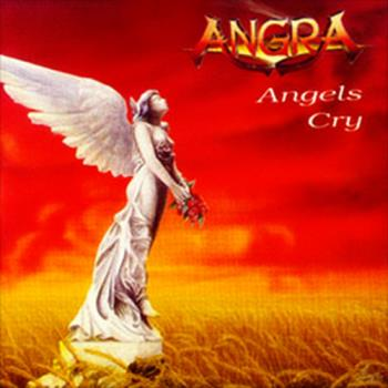 Angra - Angra's album Angels Cry.