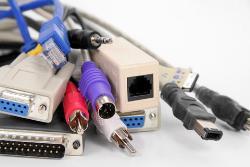Computer Cables - Computer stuff.