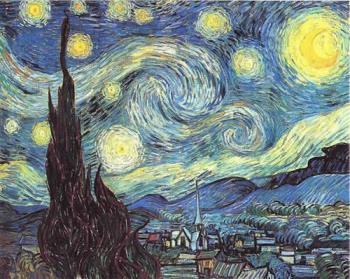Van Gogh: starry starry night - Van Gogh: starry starry night