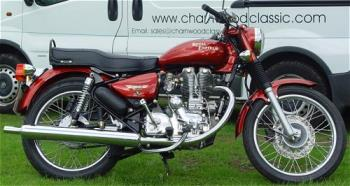 enfield - enfield bike with 350 cc engine