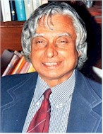 Dr. Kalam - president of India, A true humble human being.
