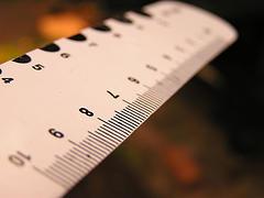 centimeter - white centimeter