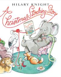 A Christmas Stocking Book - holiday reading