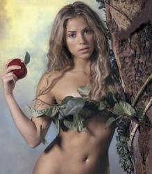 Shakira - She is as hot as the climate and as sweet as the apple!