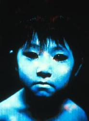 THE GRUDGE - the little boy fromt he movie The Grudge