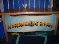his toy box - this is my sons toy box a family friend painted it about 2 years ago.