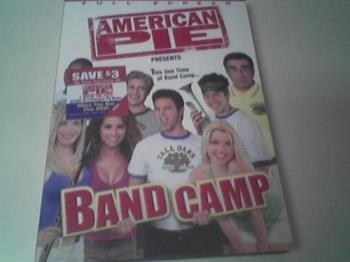 American Pie - American Pie Band Camp.  The American Pie movies need to stop.