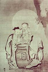 wise men in China - Confucius, Buddha and Laozi