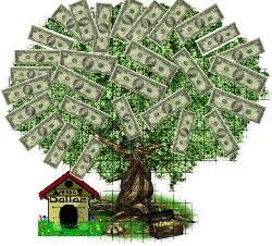 money - money tree