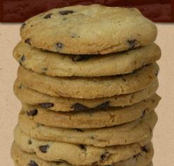 cookies - choco chip cookies
