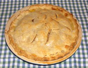 Apple Pie - Mom makes it best