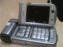 Nokia N series - pic of one of N Series phone