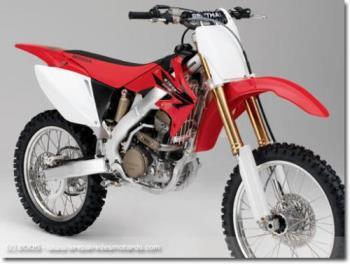Honda CRF250 - Brand new Honda CRF250