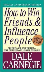 Dale Carnegie book - How to Win Friends & Influence People By Dale Carnegie