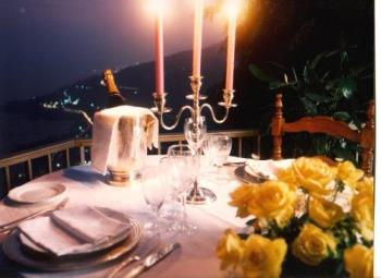 candle night dinner - ^__^