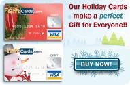 Christmas Presents - I received several gift cards for Christmas so I will be out and about this weekend.  :-)