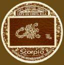 A scorpian - My bday is Halloween