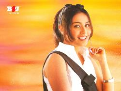 its  not  bad - rani's smile is so cute !