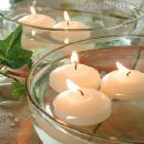 floating aromatic wonder candles - candles