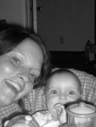 me and my baby - self explanitory