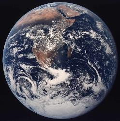 View of Earth from a satelite - When will they finally realize that we are stuck here together. It's bad enough we can't walk down the street without wondering if we're being watched much less one day worrying that it might come into our homes.