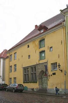 Tallinn City Museum  - First mentioned 1363, now a modern museum. A ghost house.