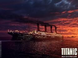 Titanic - My Favourite one