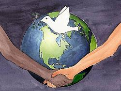 World peace -  Pic of World Peace