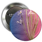 Pretty Flower Button - Exclusively at Art by Cathie http://www.cafepress.com/artbycathie