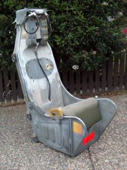 Ejection Seat - just for when you have to be PUSHED to get up!