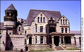 Mansfield Reformatory - from crimelibrary.com