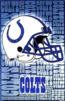 Indianapolis Colts - Logo for the Indianapolis Colts....Go Colts