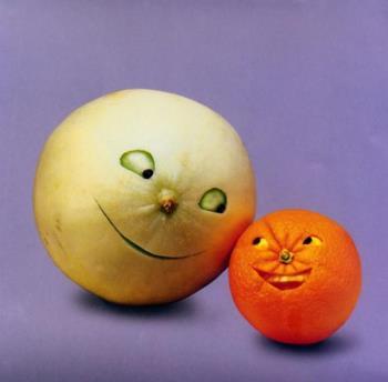 oranges - oranges