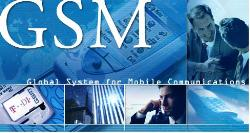 GSM - GSM-Global System for Mobile communications.
