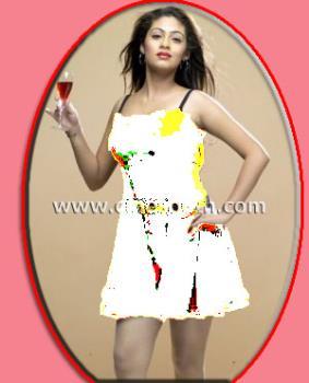 sadha - very hot south indian actress
