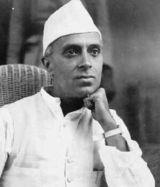 """Nehru - Jawaharlal Nehru was born in the city of Allahabad, situated along the banks of the Ganga River (now in the state of Uttar Pradesh). Jawahar means a """"gem"""" in Arabic and is a name similar in meaning to moti, """"pearl"""". He was the eldest child of Swarup Rani, the wife of wealthy barrister Motilal Nehru. The Nehru family descended from Kashmiri heritage and belonged to the Saraswat Brahmin caste of Hindus. Training as a lawyer, Motilal had moved to Allahabad and developed a successful practise and had become active in India's largest political party, the Indian National Congress. Nehru and his sisters — Vijaya Lakshmi and Krishna — lived in a large mansion called Anand Bhavan and were raised with English customs, mannerisms and dress. While learning Hindi and Sanskrit, the Nehru children would be trained to converse fluently and regularly in English."""