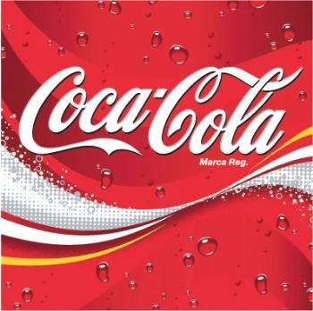 Coca-Cola - Coca-Cola, a refrigerant.