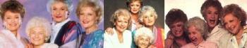 Golden Girls - best comidy on tv.