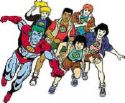 Captain Planet - Cpatain Planet and the Planeteers