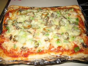 Home made Pizza - Home made Pizza